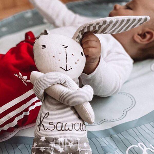 Jak zmierzyć temperaturę u dziecka - Ksawcio i termometr bezdotykowy