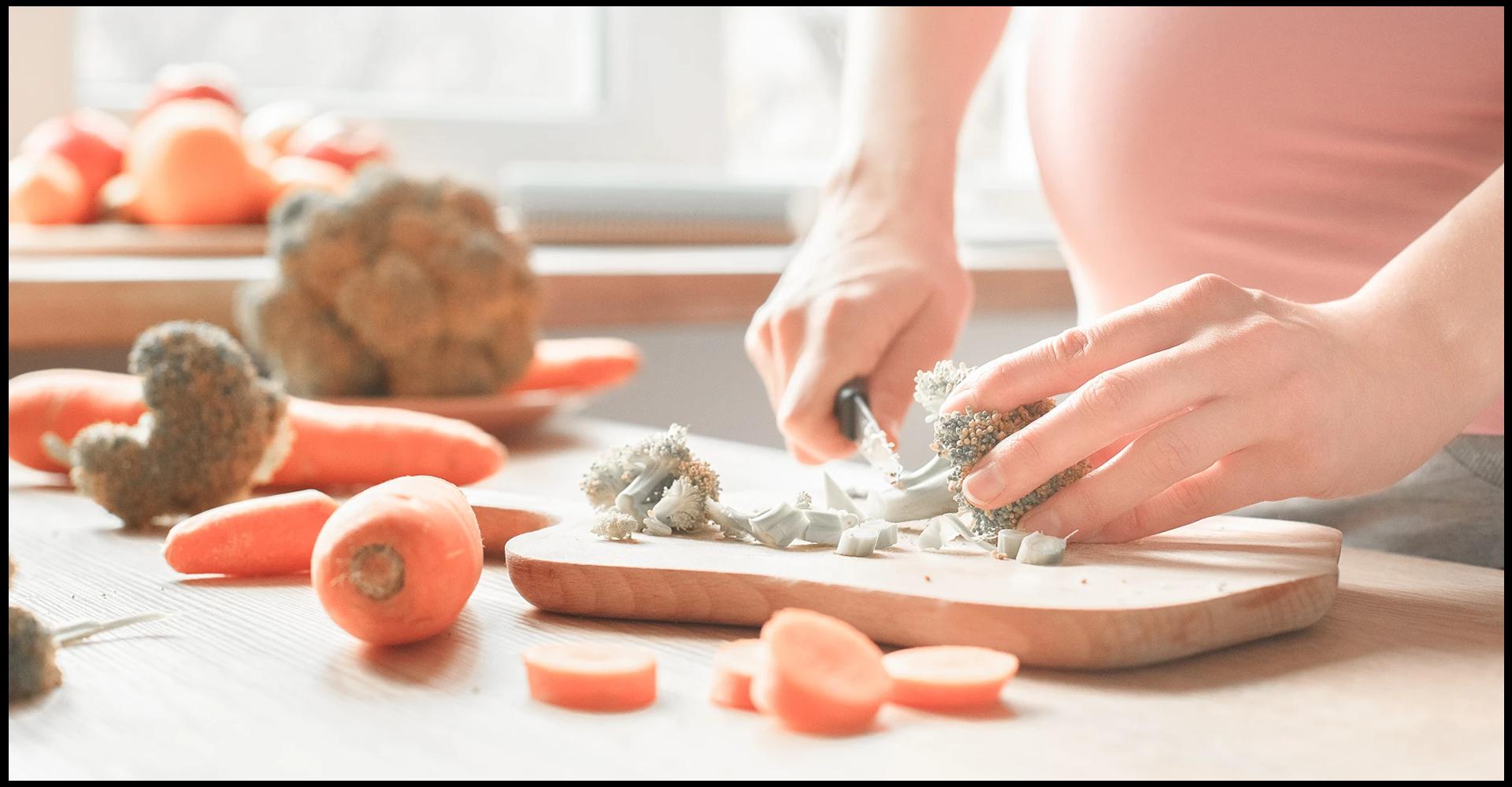 Różnorodna dieta pozwala zaspokoić zapotrzebowanie żywieniowe dziecka i matki