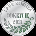 Laur Klienta Odkrycie roku 2021